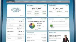 eMoney Advisor - Personal Financial Website - Life in a Box