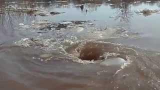 Amazing monstrous whirlpool / Чудовищный водоворот / Dvietes atvars / Torbellino / Tourbillon