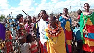 Samburu sacred songs