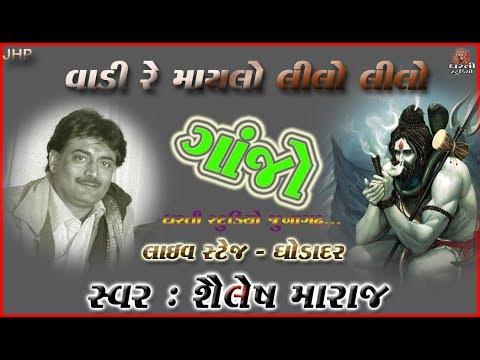 Xxx Mp4 ગાંજો શૈલેષ મહારાજ Vadi Re Maylo Ganjo Shailesh Maharaj Dharti Studio Junagadh 3gp Sex