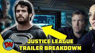 Justice League New Trailer Breakdown | Explained in Hindi