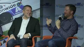 Dale Jr. reveals early worries between he and Steve Letarte