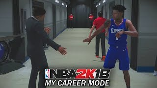 NBA 2K18 My Career Mode - Ep 12 - WHEN DID THIS HAPPEN?!