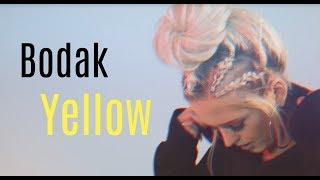Bodak Yellow - Cardi B - Cover by Macy Kate