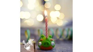 Happy BAD PIGGIES Birthday | TRADITIONAL HAPPY BIRTHDAY SONG