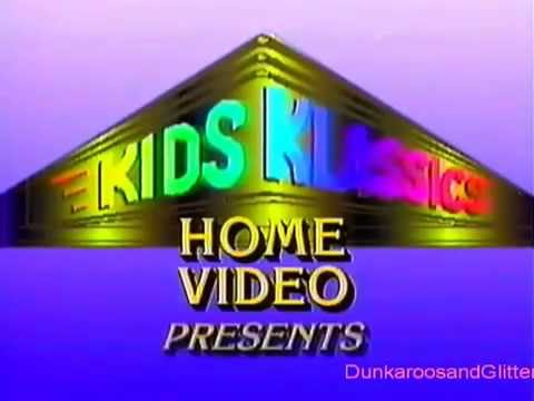 VHS Companies from the 80 s 337 KIDS KLASSICS HOME VIDEO