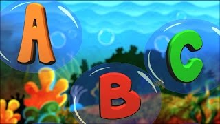 ABC Song alphabets song learn alphabets nursery rhymes 3d rhymes   kids tv S02 EP0253