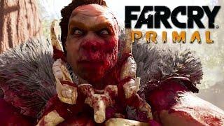 Far Cry Primal All Cutscenes (Game Movie) Full Story 1080p HD