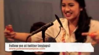 Nicki Minaj - Super Bass [Cute Japanese Girl Singing It] ..( Julie Anne )
