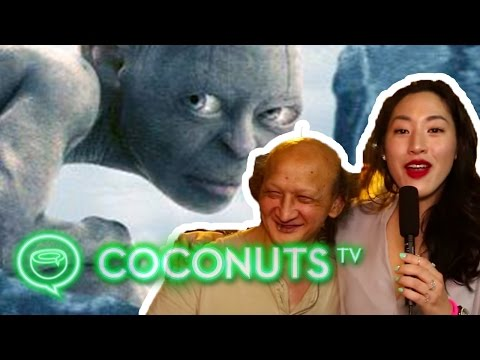 Gollum of Lan Kwai Fong | Hong Kong's most precious nightlife celebrity | Coconuts TV