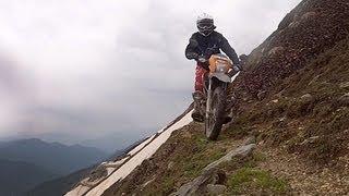 150cc Hero - 4500km Himalayan Megadventure