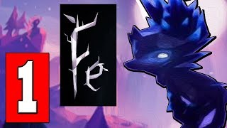 Fe - Gameplay Walkthrough Part 1 (FULL GAME) Lets Play Playthrough ALL PUZZLES SOLVED