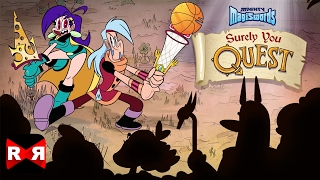Surely You Quest – Mighty Magiswords Casual RPG (By Cartoon Network) - iOS / Android Gameplay