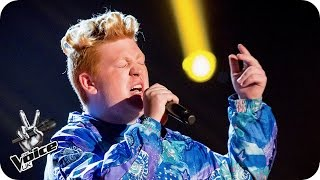 Harry Fisher performs 'Let It Go' - The Voice UK 2016: Blind Auditions 2