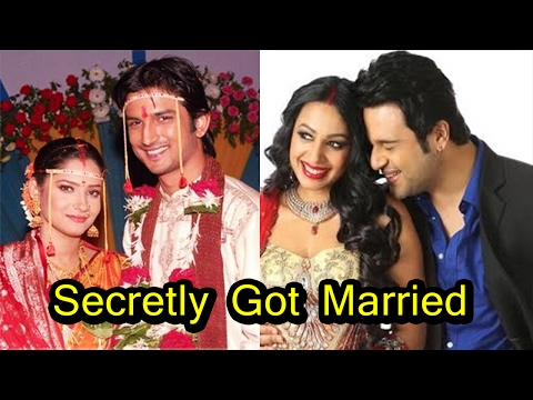 9  Famous Indian Television Celebrity Couples Who Secretly Got Married
