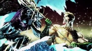 Justice League: Part 1: Movie First Look TV Special - Aquaman, The Flash, Cyborg