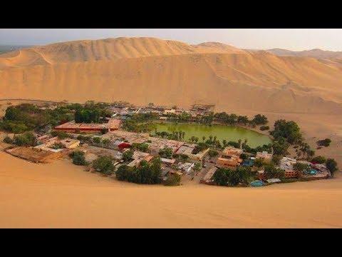 रेगिस्तान के बीच बसा हुआ है ये गाँव देखकर दंग रह जायेंगे आप...