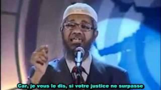 Zakir Naik face à un chrétien.. Muhammad dans la bible ?