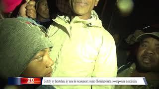 INFO K MADA : zone de recasement DU 19 OCTOBRE 2018 BY KOLO TV