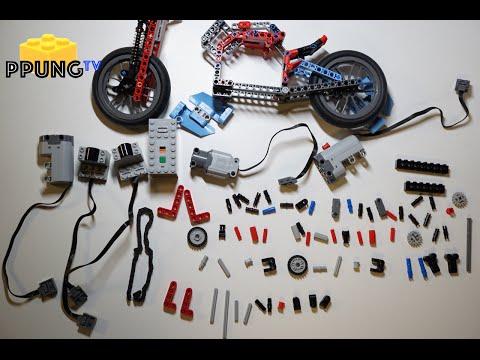 Lego Technic 42036 B Model Rc Mod Instructions By