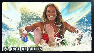 Top 20 Sexiest Swimmers Feet