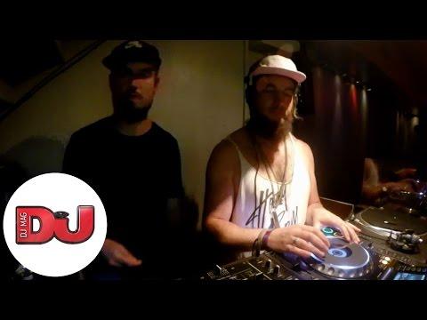 Monkey Safari & Glenn Astro Live at DJ Mag Sessions (Egg LDN pre-party)