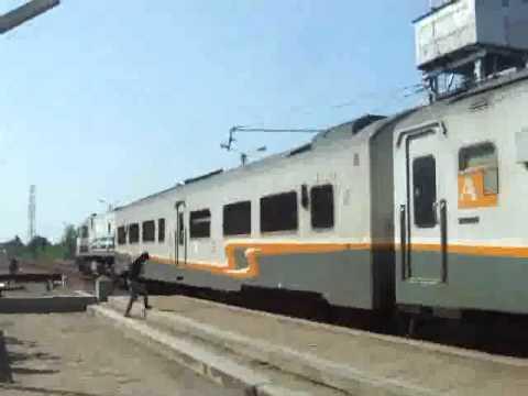 Harina depart from tegal to Semarang Tawang