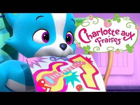 Charlotte aux Fraises ★🍓 Rapporter Scouty HD🍓 ★ Aventures à Fraisi Paradis