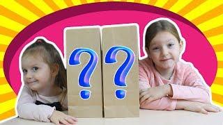SWEET BOX sau OU cu SURPRIZA Intuitie Challenge #2/ Sofia vs Sara