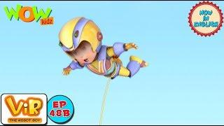 Vir: The Robot Boy - Floating Vir - As Seen On HungamaTV - IN ENGLISH