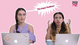 Types Of Girls On Their Periods - POPxo Comedy