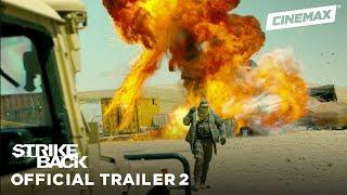 Strike Back (2018)   Official Trailer 2   Cinemax