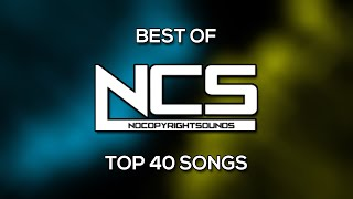 Top 40 NoCopyrightSounds Songs | All-Time Best of NCS Music Mix (2.5 Hours of Gaming Music)