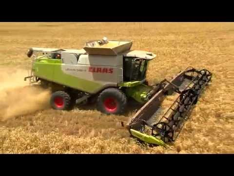CLAAS Lexion The Best