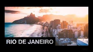 Rio de Janeiro, Brasil! (with 4K drone footage)