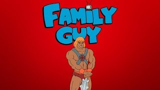 He Man References in Family Guy