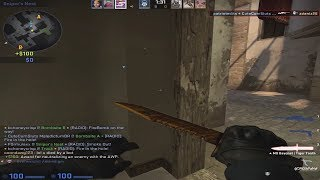 CSGO - People Are Awesome #62 Best oddshot, plays, highlights