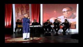 Salman Alvi gives tribute to S.D. Burman and Talat Mehmood