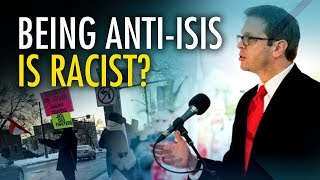 """Liberal MP labels anti-ISIS protesters """"white supremacists"""""""