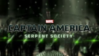 Captain America: Serpent Society - Sneak Peek (Fan Made)
