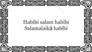 Ahmad Ya Habibi - An Nida Versi Baru Lirik Indonesia