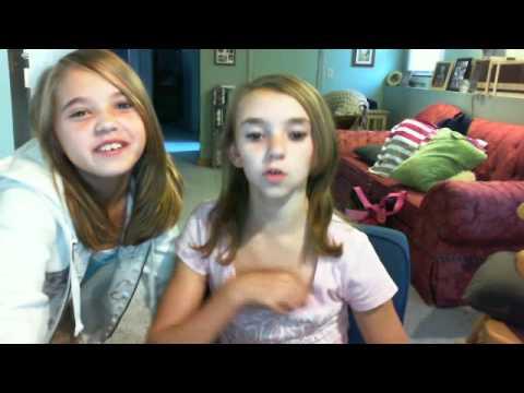Teen web cam video