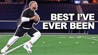 """Dak Prescott on Training & Motivation, """"Best I've ever been"""""""