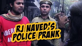 Mirchi Murga | Cop catches people abusing Police | RJ Naved as a Cop