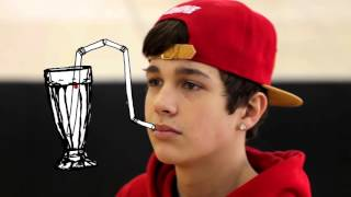 wapyoutub com Get To Know Austin Mahone VEVO LIFT  Brought To You By McDonalds
