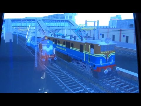 Xxx Mp4 MSTS INDIAN RAILWAYS NEW DELHI DEPARTURE Train Simulator 3gp Sex