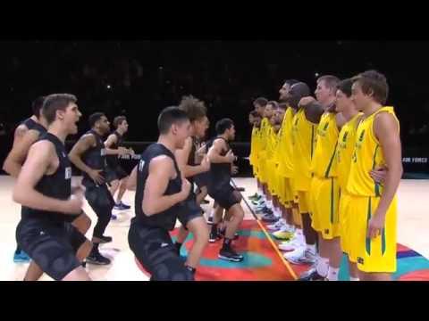 Team New Zealand - national Basket
