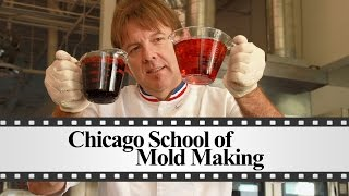 Cooking Isomalt with Chef Stéphane Tréand, MOF by Chicago School of Mold Making
