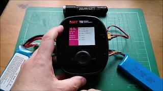 First Look: iSDT T8 Battery Charger (BattGo)