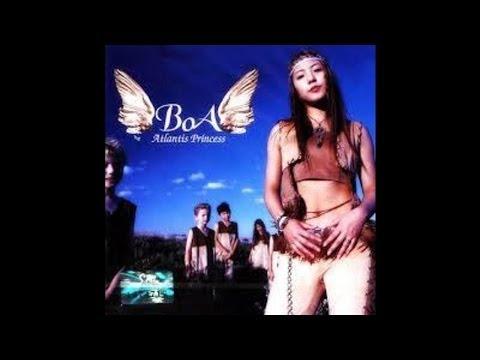 BoA - Milky Way (2003)